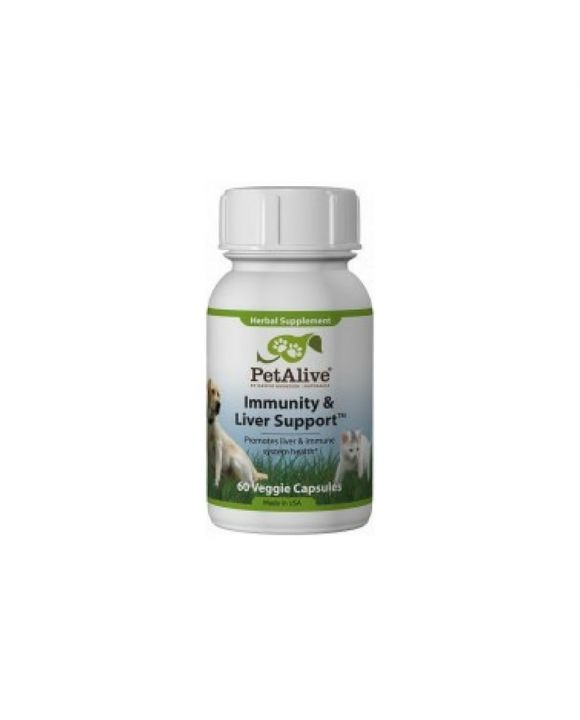 PetAlive Immunity and Liver Support (修護肝臟) 60粒